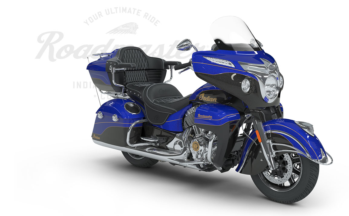 INDIAN® ROADMASTER® ELITE
